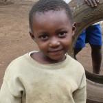 Kenya_SF_Shy Child in Sweater