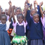 Kenya_CGP_Girls Poem Pathfinder (Holding Hands)
