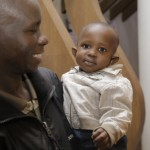 sickle cell child and father